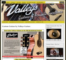 Valleys Guitars