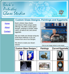 Beck's Artistic Glass Studio