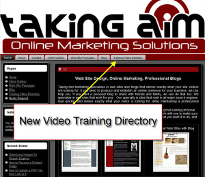 Taking Aim Marketing - Video Directory