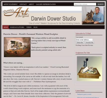 Darwin Dower.com