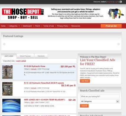 The Hose Depot.com