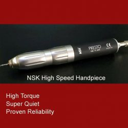 NSK Presto High Speed Dental Drill - Engraver