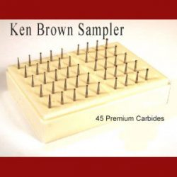 Ken Brown Bur Kit